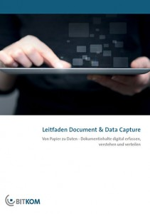 ECM Leitfaden BITKOM Document und Data Capture