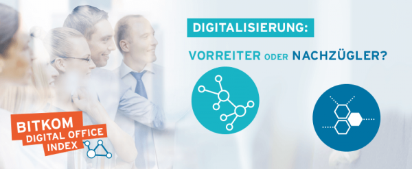 Bitkom Digital Office Index: Benchmark Digitalisierung 2016