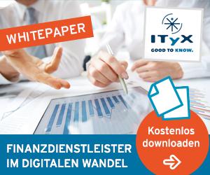 Whitepaper Finanzdienstleister im Digitalen Wandel