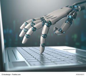Robotic Process Automation in Verbindung mit Künstlicher Intelligenz