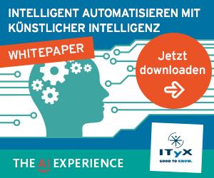 Intelligent Automatisieren mit Künstlicher Intelligenz