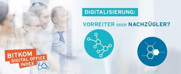Bitkom Digital Office Index: Benchmark Digitalisierung 2016