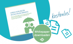 Gratis Whitepaper Versicherungen im Digitalen Wandel