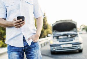 Kundenservice Versicherungen: Schadensmanagement App