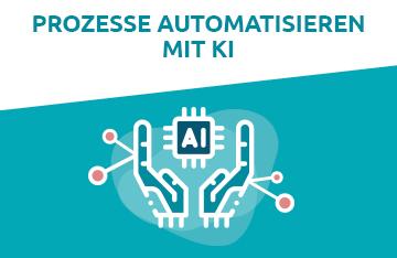 Whitepaper Prozesse automatisieren mit KI