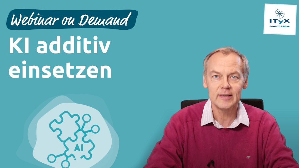 KI additiv einsetzen