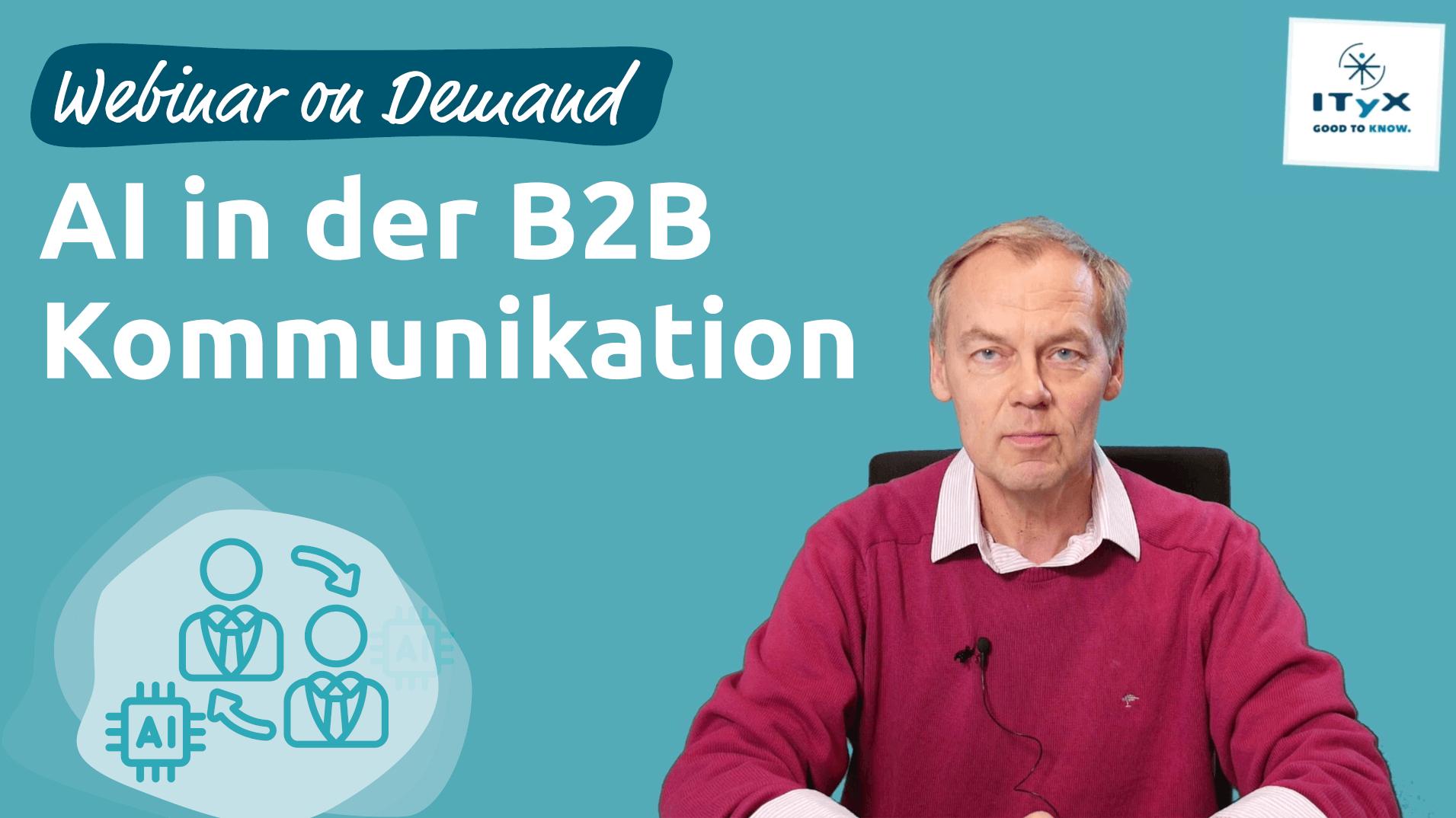 KI in der B2B Kommunikation