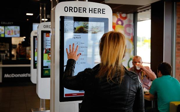 McDonalds-Five trends that will shape the future of CX
