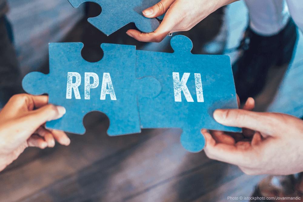 RPA und KI erfolgreich kombinieren: So geht Prozess-Automatisierung