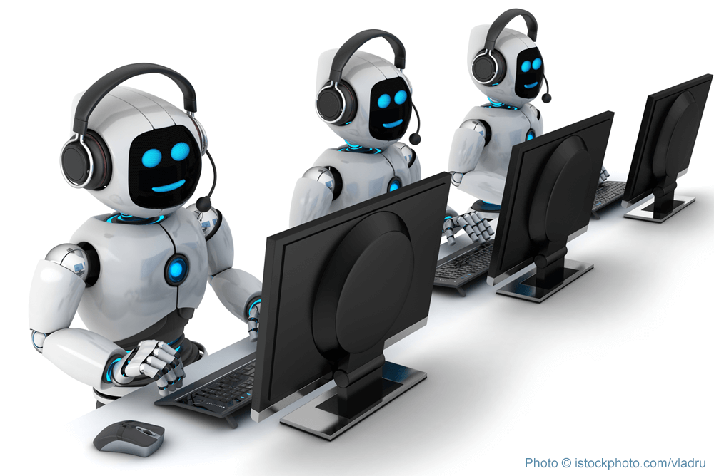 Kollege Roboter übernimmt: KI, RPA & Co. – Begriffe, die Sie kennen sollten