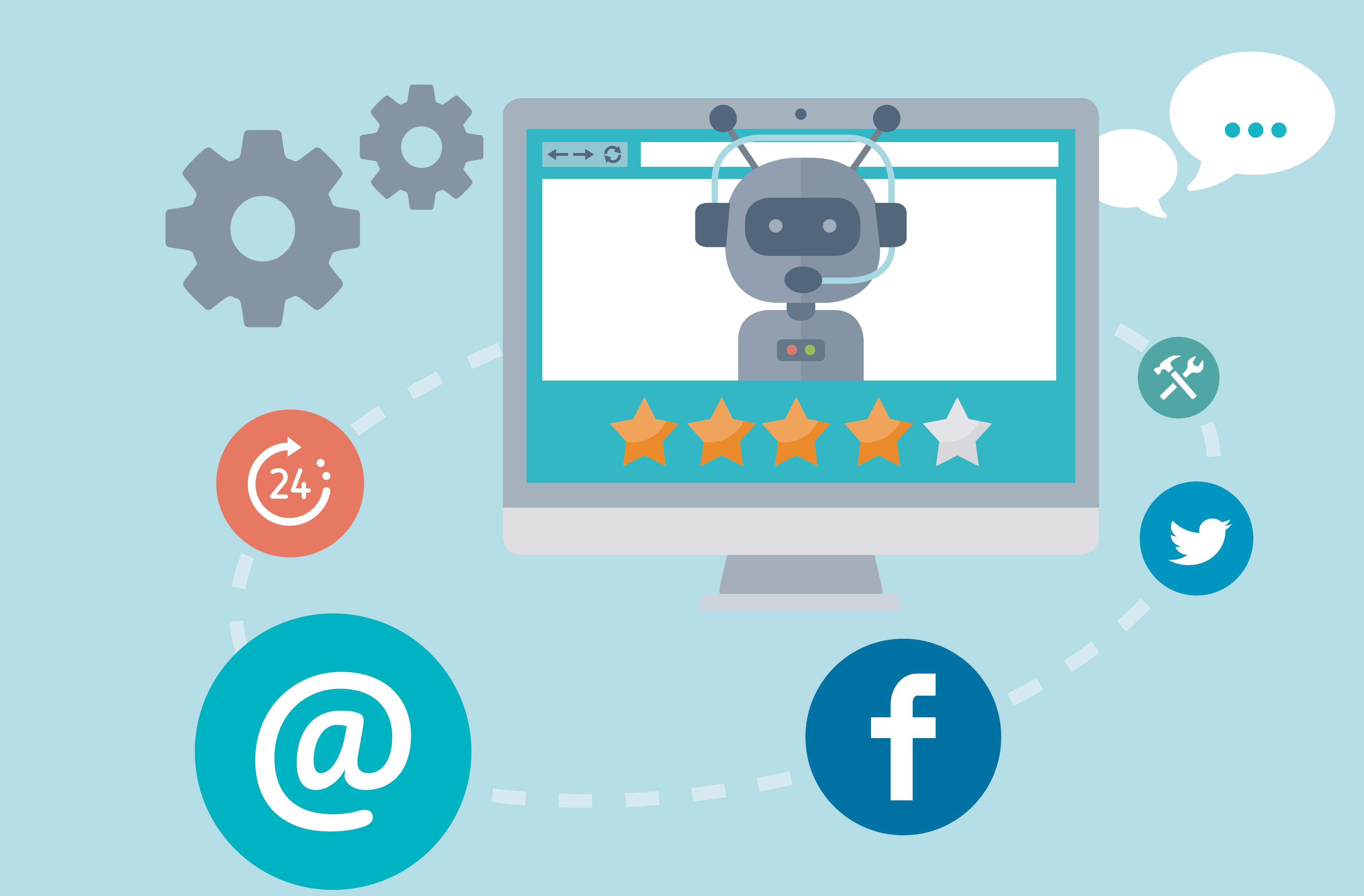 Diese 4 Customer Service Prozesse sollten Sie dringend automatisieren