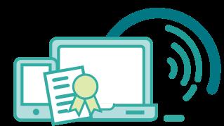 Dokumente und Nachrichten teilen via Kunden App