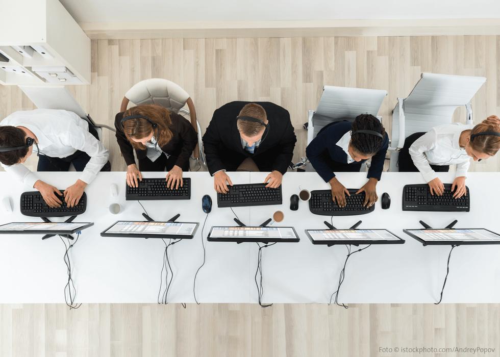 Digitaler Wandel: Sterben Contact Center aus?