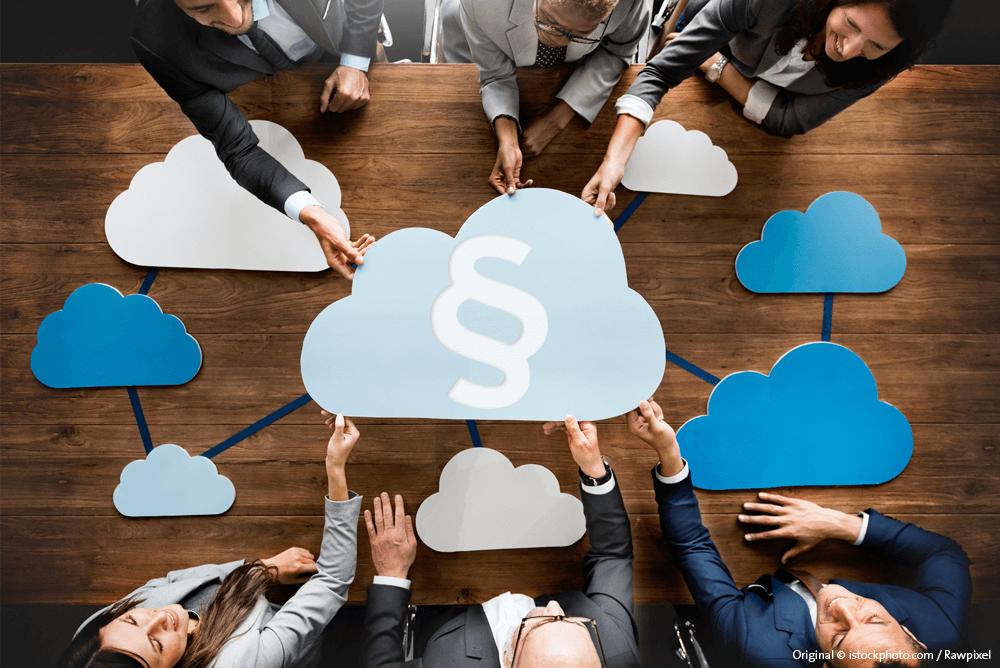 Neue Rechtslage: Jetzt kommt die Cloud