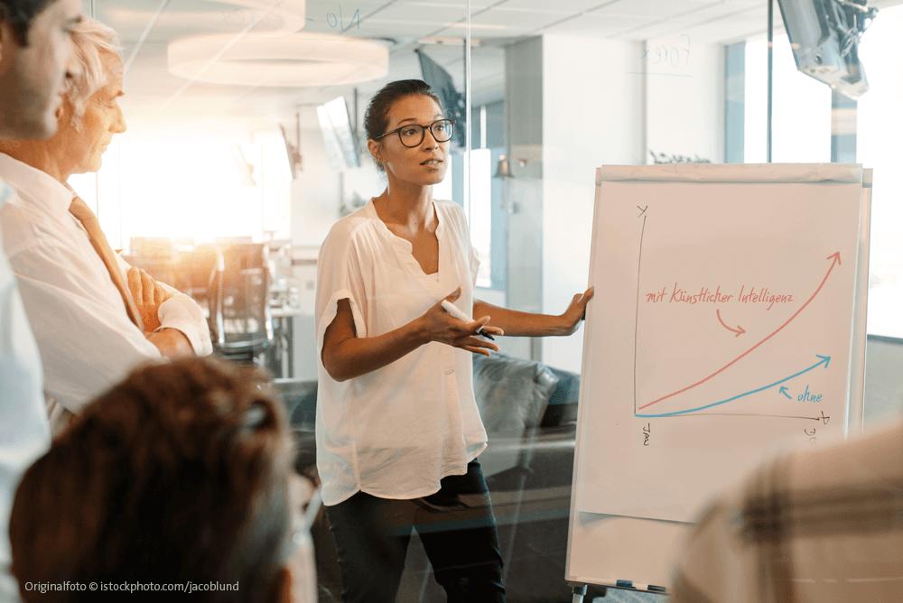 KI und Marketing: Ein Hoch auf intelligente Vernetzung