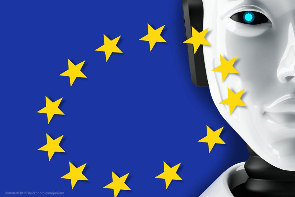 "EU erklärt Chatbots zu ""Elektronischen Personen"""